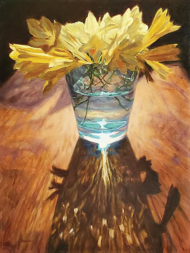 painting by Jane Flewellen