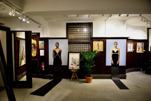 Pen Arts Gallery paintings