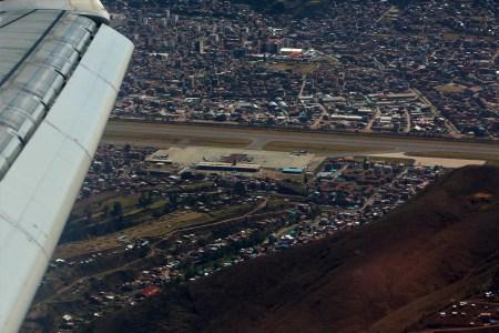 Aeropuertos Internacionales Alejandro Velasco Astete Y Chinchero De Cusco