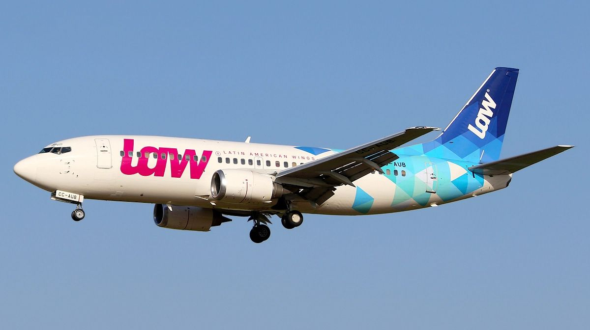 Resultado de imagen para law airlines