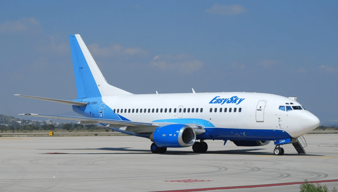 Aeroegional Has Its First Boeing 737 500 Schedules And Frequencies