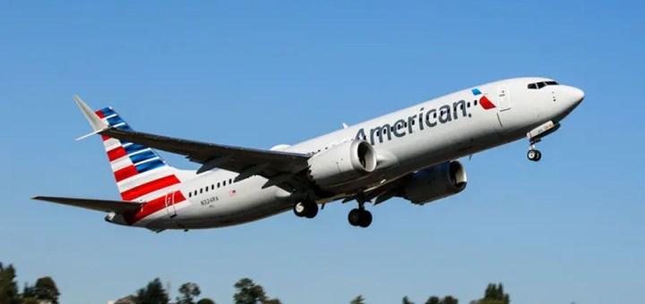 Boeing 737 Max 8 Aterrizar 225 En Quito Con American Airlines
