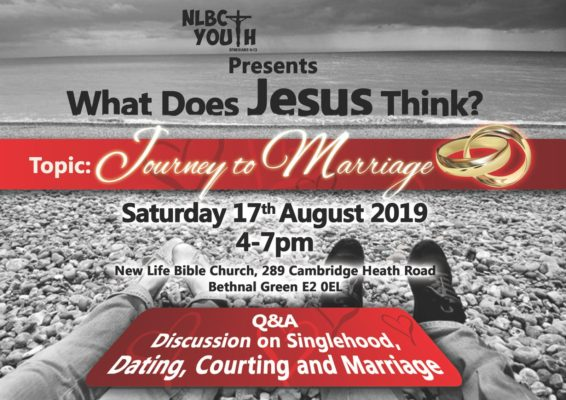 Journey to Marriage