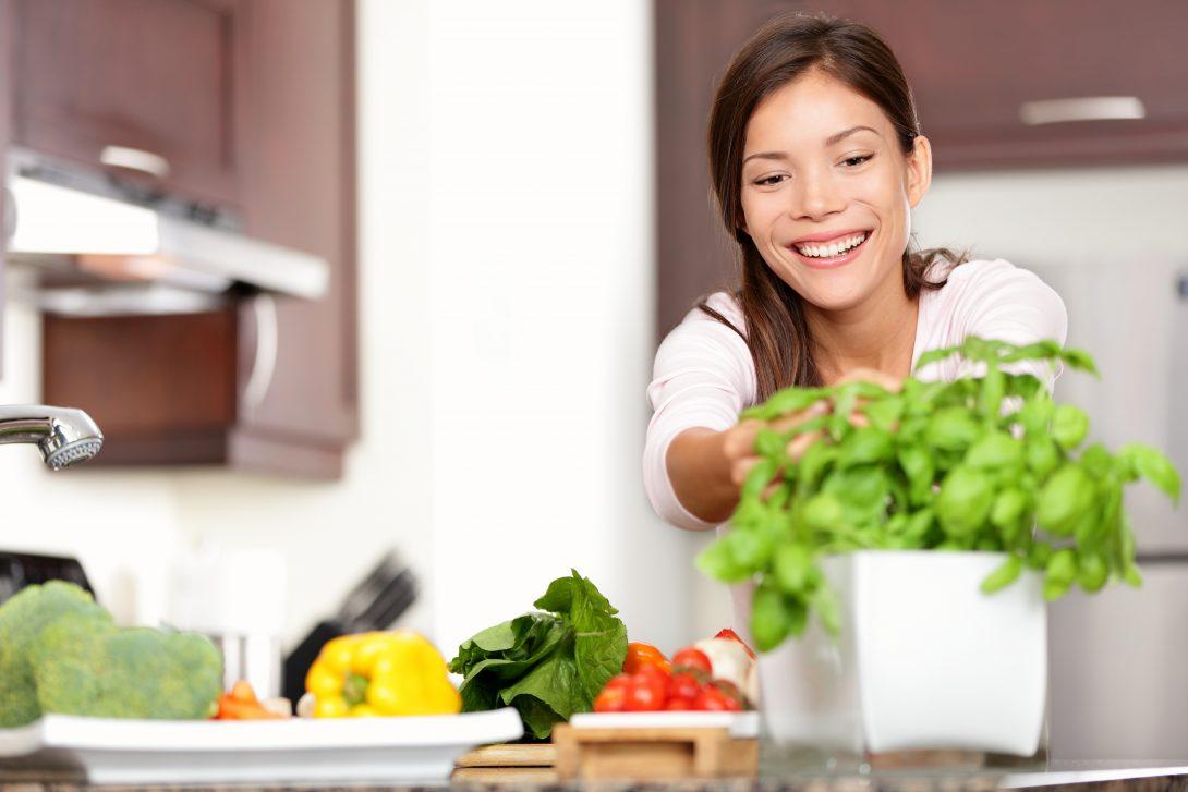 Gezond eten kruiden. Meer weten? Download het e-boek Gezond in 10 stappen