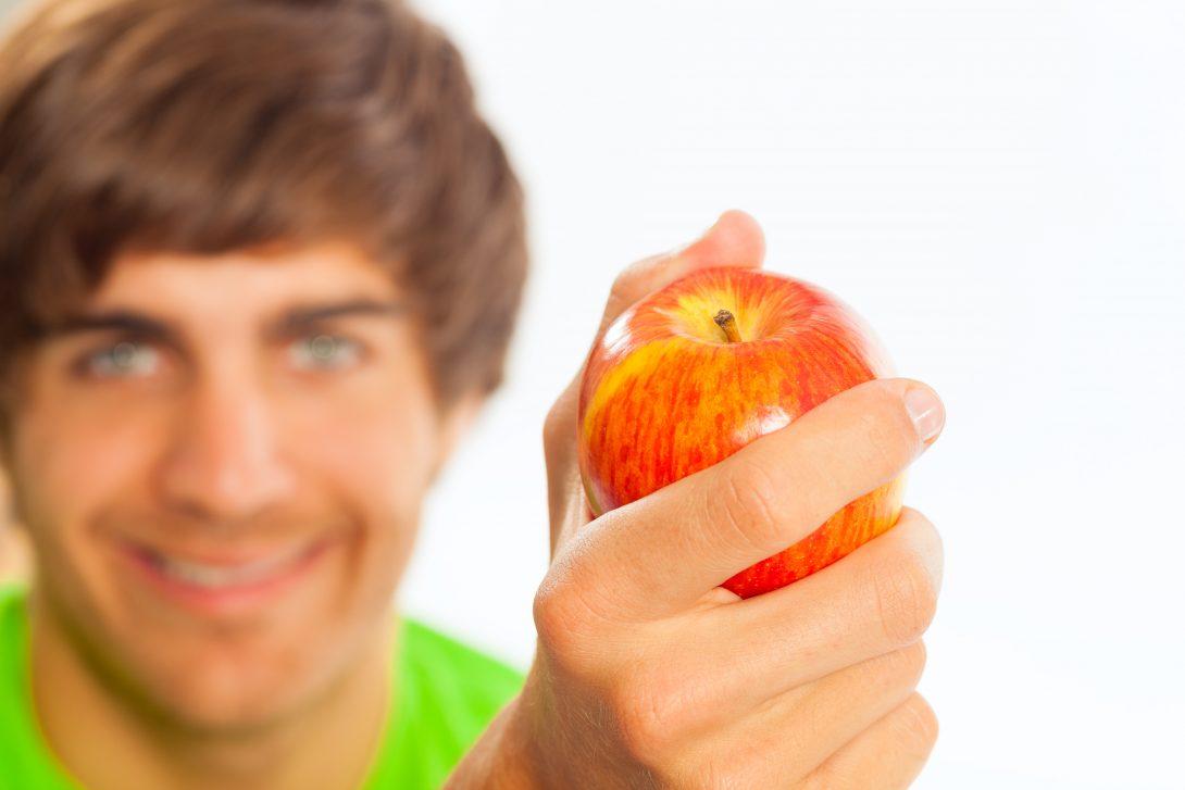Gezond eten, lekker eten. Meer weten? Download het e-boek Gezond in 10 stappen.
