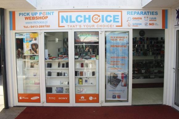 NLChoice - Reparaties, accessoires en gadgets