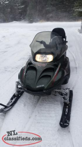 570 Panther 2002 Arctic Cat