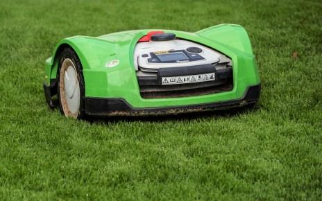 robot lawn mower