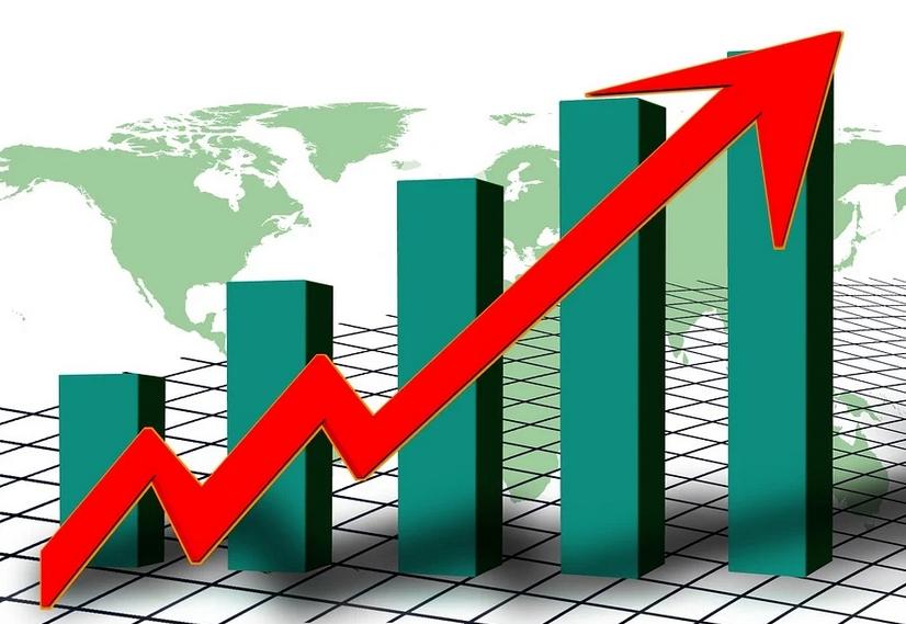 global sales graph