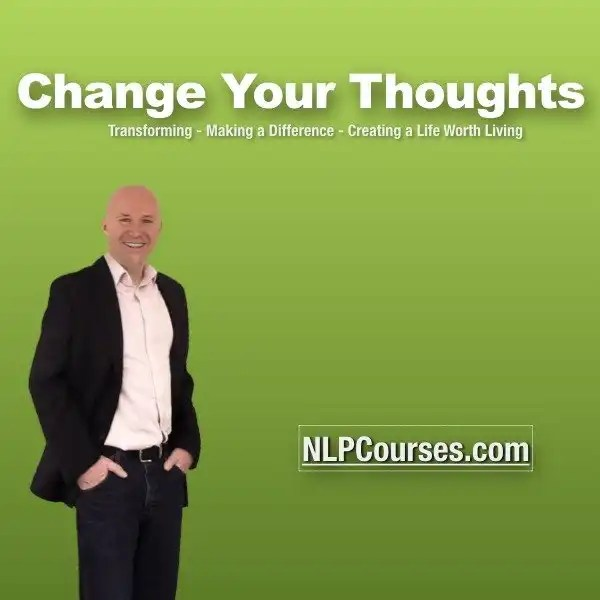 Article about changing your thoughts and changing your life