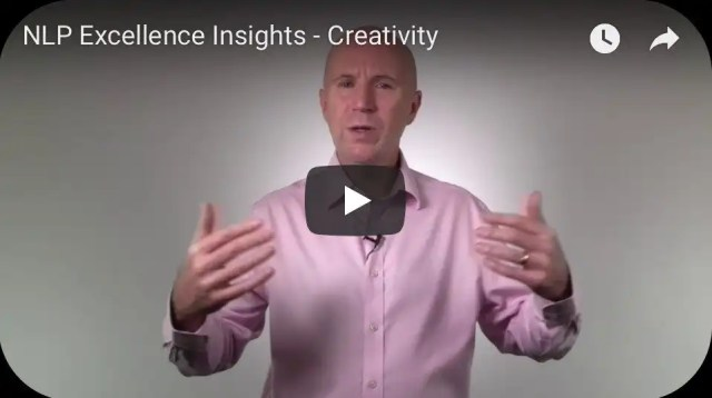 NLP newsletter insights into creativity and success in life