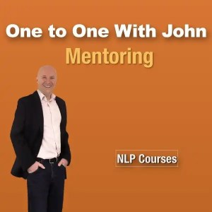 Mentoring sessions for professional NLP'ers