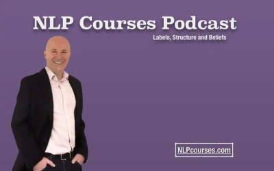 NLP Podcast – Labels, structure & beliefs