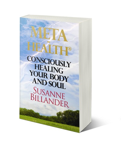 eBook of Meta Health: Consciously Healing Your Body & Soul by Susanne Billander | NLP World