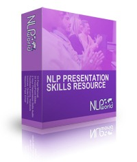Product image for the NLP Presentation Skills Box | NLP World.