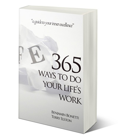 Product image for 365 Ways To Do Your Life's Work | NLP World