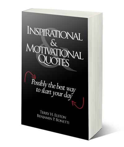 Inspirational Quotes Book