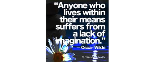 oscar wilde quote imagination