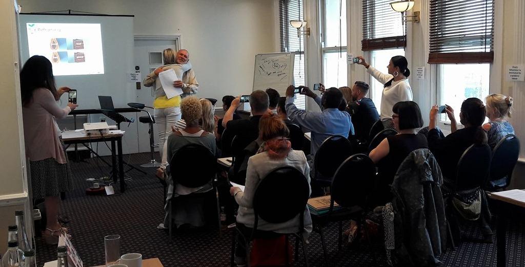 nlp training room