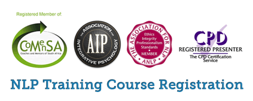 ComenSA, AIP, ANLP, CPD | Course Registration | NLP World, South Africa