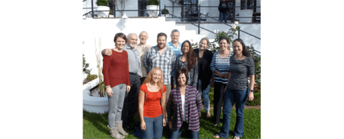ten people in claremont on an nlp course