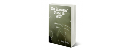 teachers guide to NLP book cover