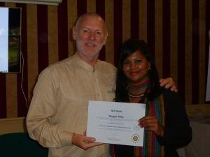 maggie pillay getting NLP certification
