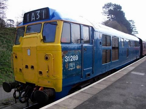 BR Class 31 31289