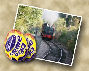 Easter Egg Special @ Northampton & Lamport Railway | Chapel Brampton | United Kingdom