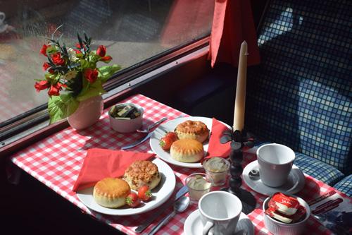 Cream Tea Specials – Book Now