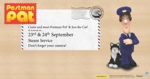 Postman Pat Visit @ Northampton & Lamport Railway | Chapel Brampton | England | United Kingdom