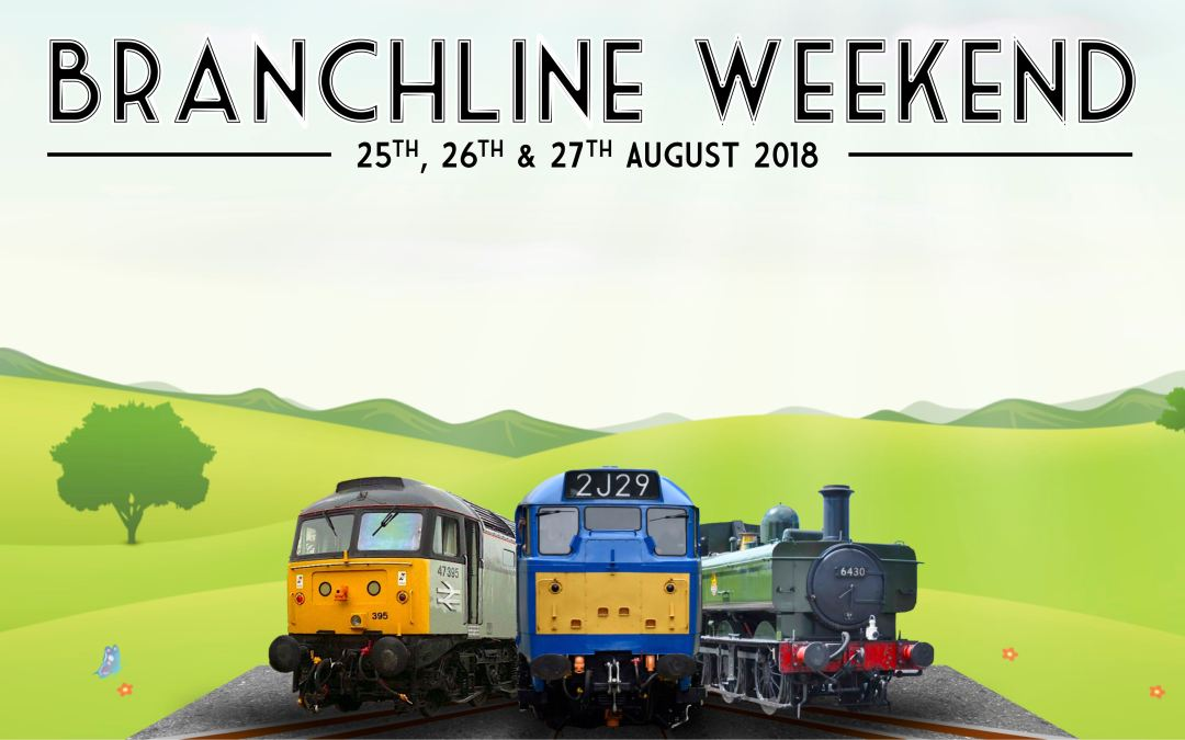 Branchline Weekend 2018