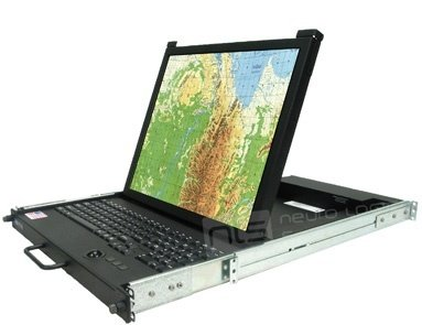 RFT2-19-U Rugged Military Monitor