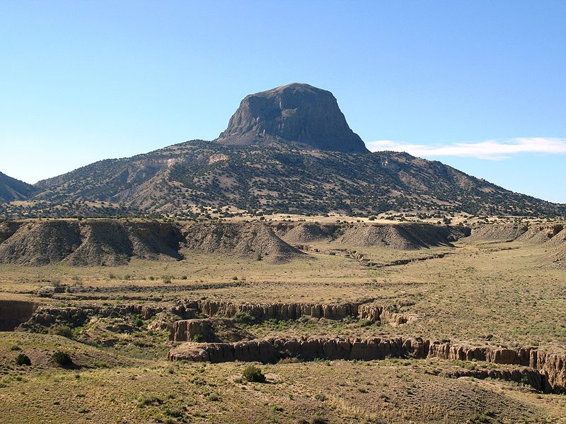 Photo of Cabezon Peak