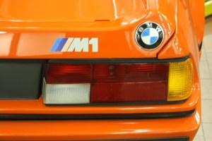 BMW M1 at 2013 Sandia BMW Tech Session