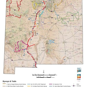 New Mexico Scenic Byways