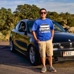 MeetNM BMW CCA Member Shiv Patel