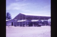 WTF a shop and barracks that we were building.. wait for it an ARVN construction battalion.