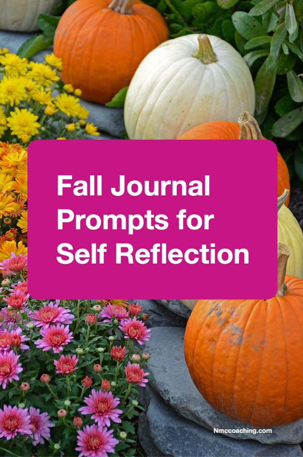 Fall journal prompts for self reflection