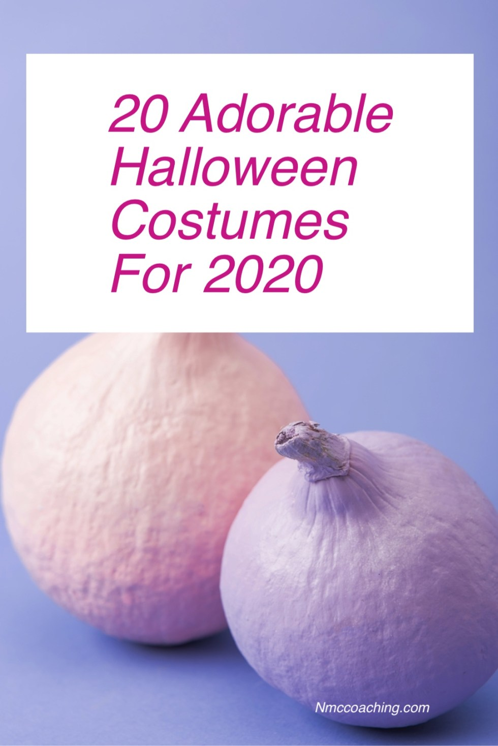20 adorable Halloween costumes for 2020