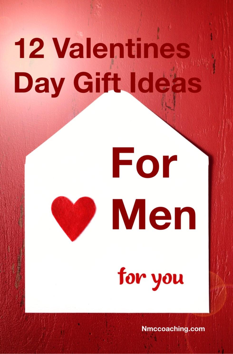 12 Valentine's Day gift ideas for men