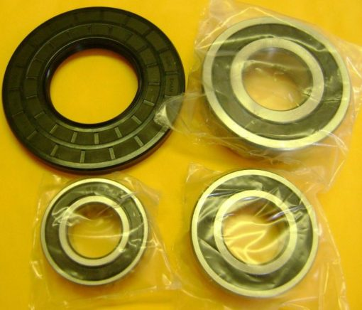 Sample bearing kit