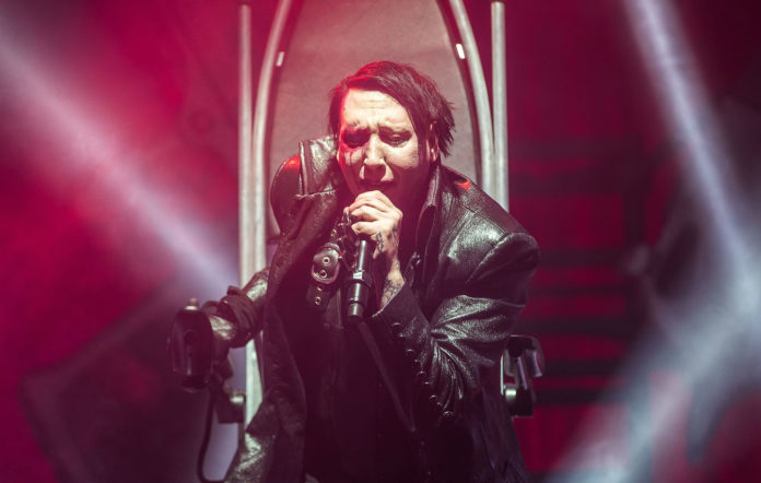 Marilyn Manson S 50th Birthday Party Looked Pretty Awesome