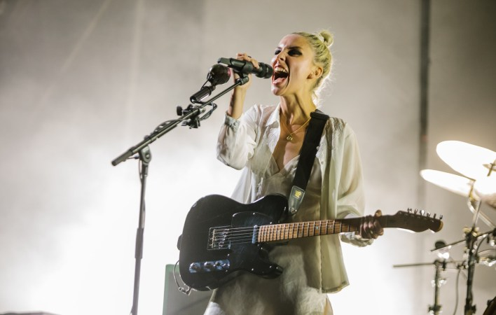 Wolf Alice at Truck Festival