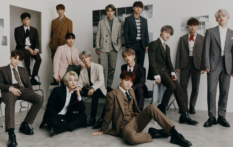 SEVENTEEN's agency hints at solo releases from all members