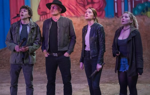 Zombieland: Double Tap' review: a perfectly fine but unnecessary ...