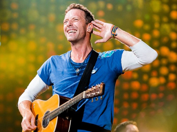 Coldplay reportedly working on new album called 'Music Of The Spheres'