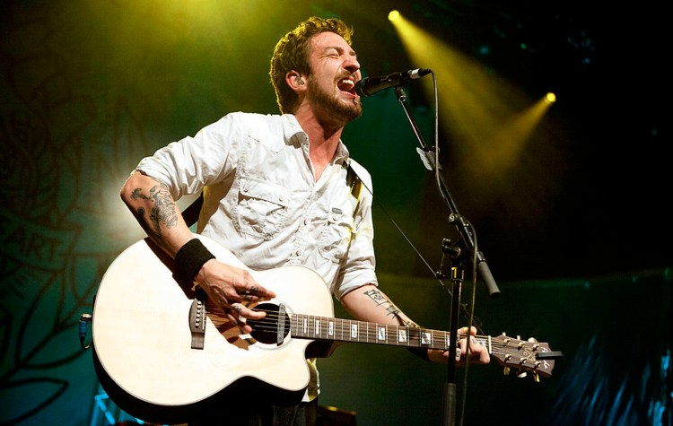 Frank Turner shares 2000th show at Nottingham's Rock City in full