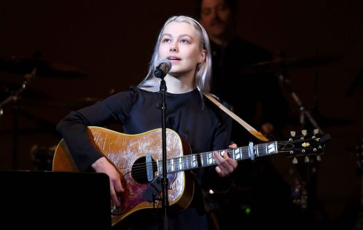 Watch Phoebe Bridgers debut a new song and cover John ...