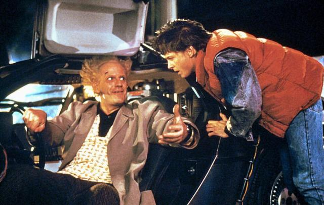 Back To The Future II' fans share anger as edited version of film ...